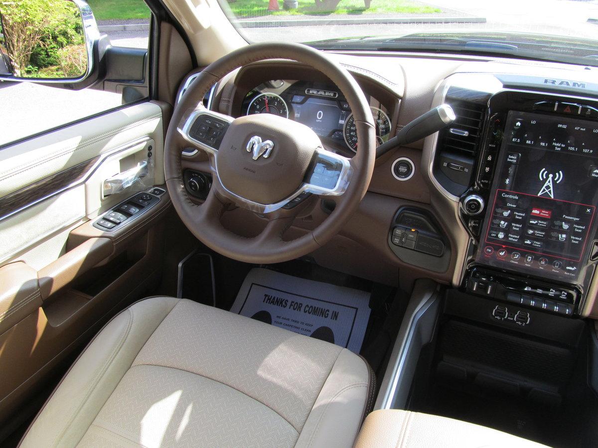 2020 Dodge Ram 2500 Laramie 6.7L Diesel 4x4 For Sale (picture 8 of 12)