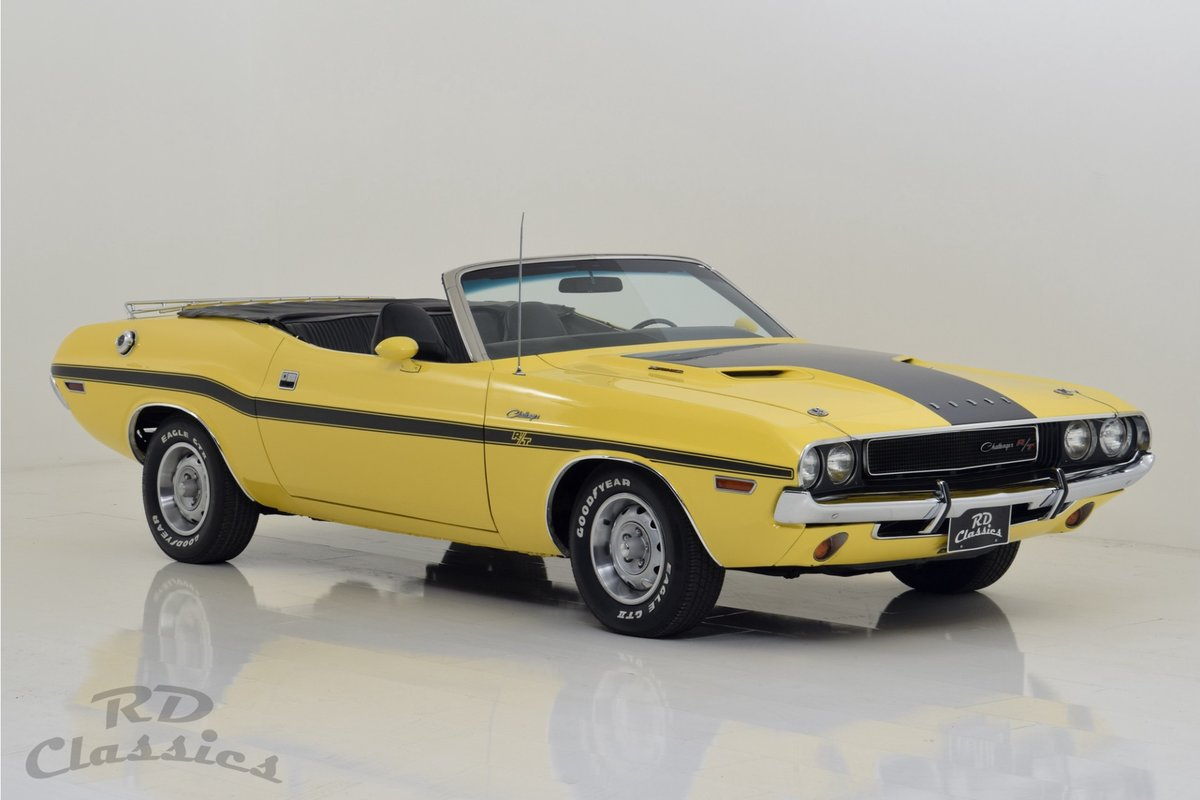 1970 Dodge Challenger Convertible For Sale (picture 1 of 12)