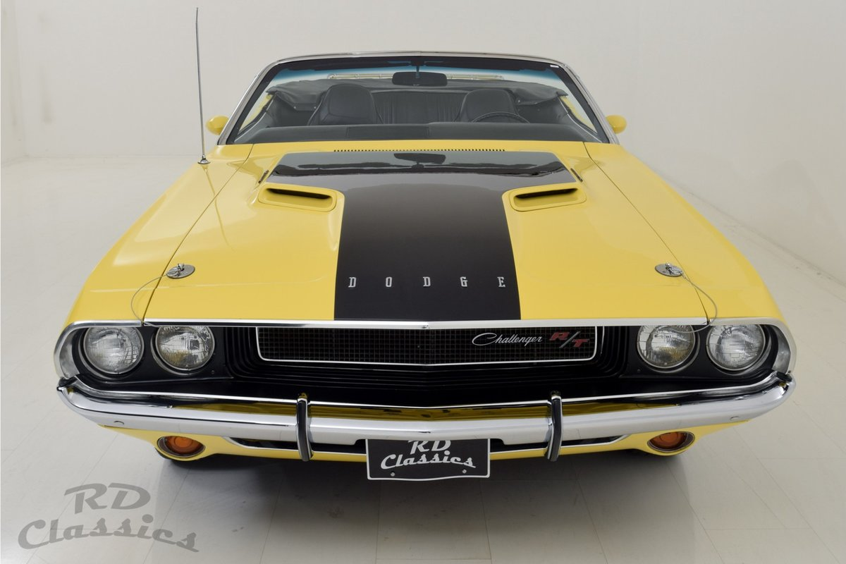 1970 Dodge Challenger Convertible For Sale (picture 2 of 12)