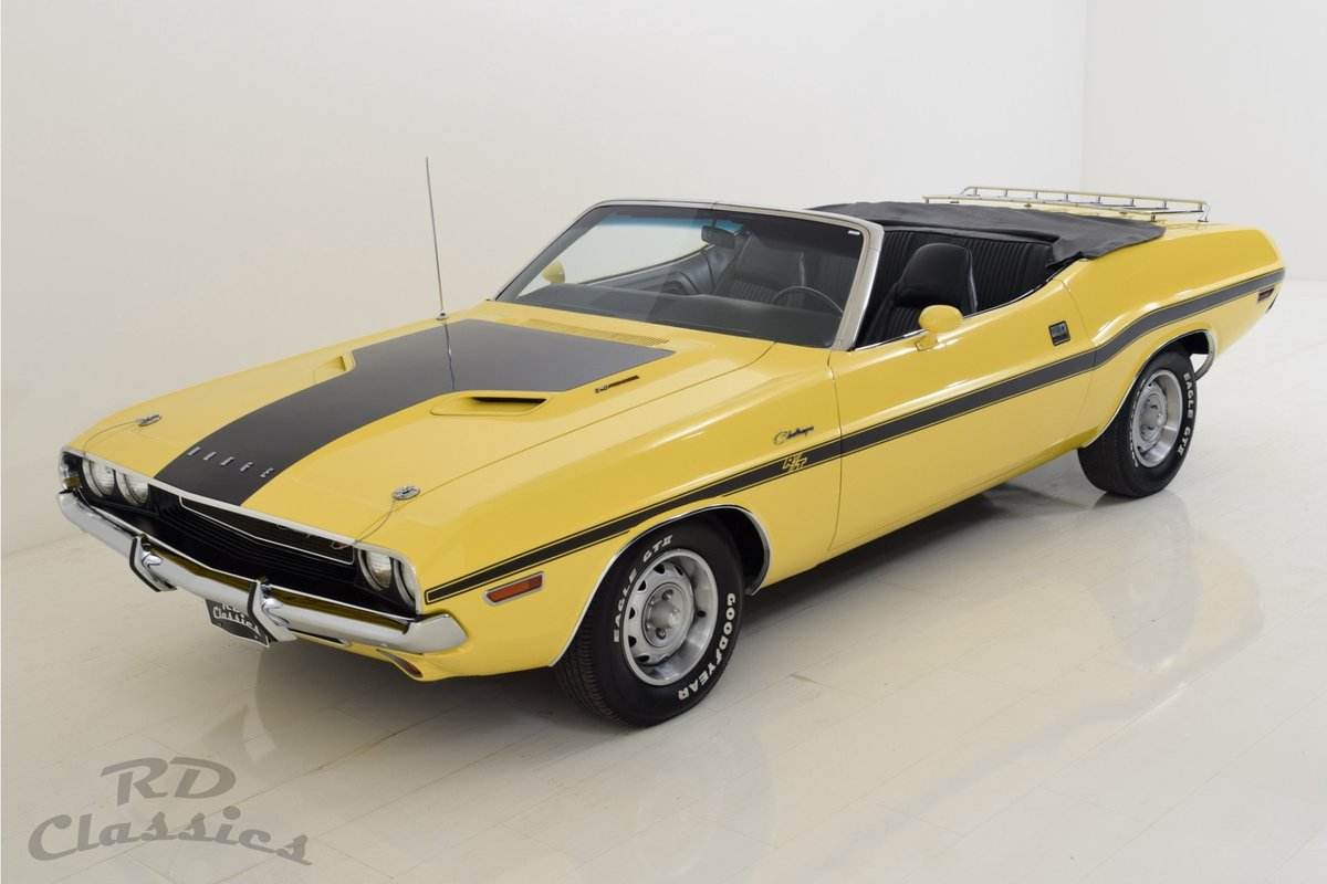 1970 Dodge Challenger Convertible For Sale (picture 3 of 12)