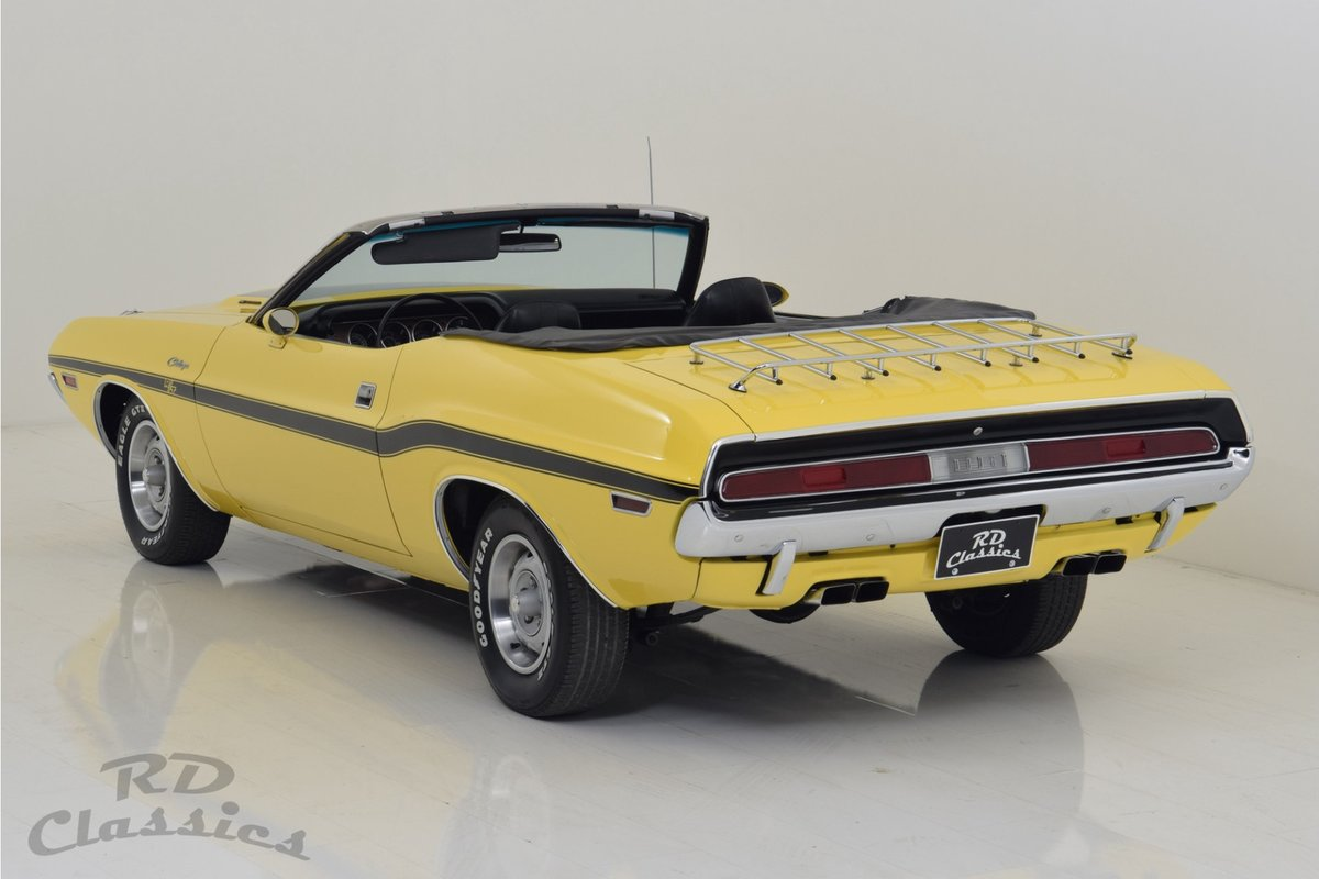 1970 Dodge Challenger Convertible For Sale (picture 4 of 12)