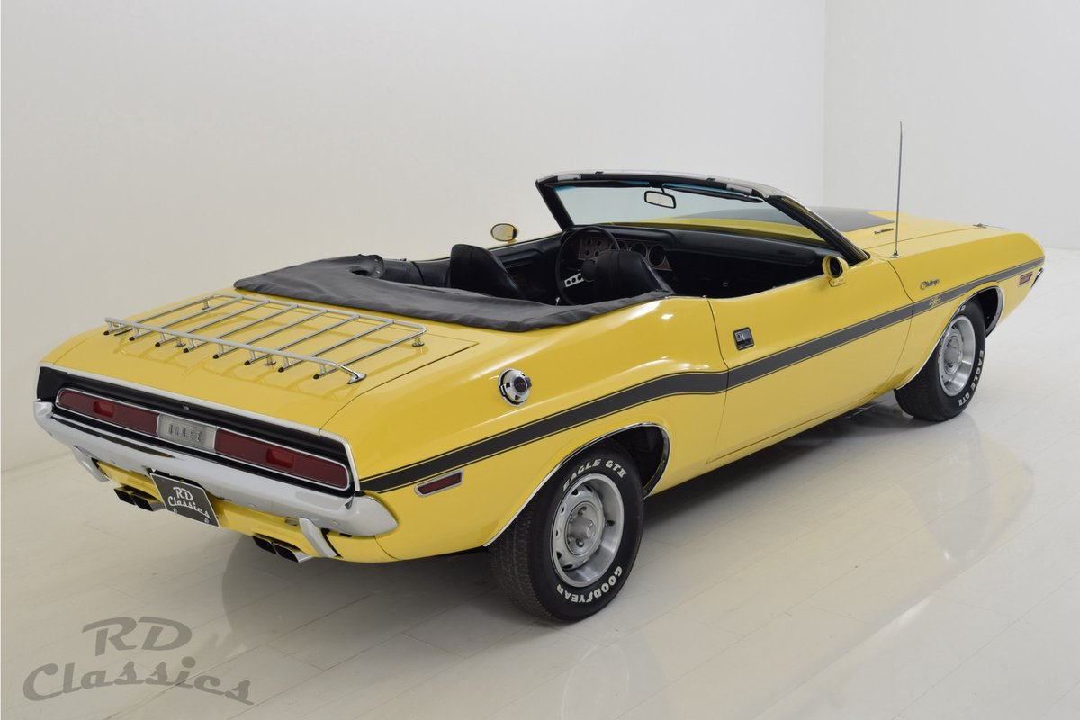 1970 Dodge Challenger Convertible For Sale (picture 5 of 12)