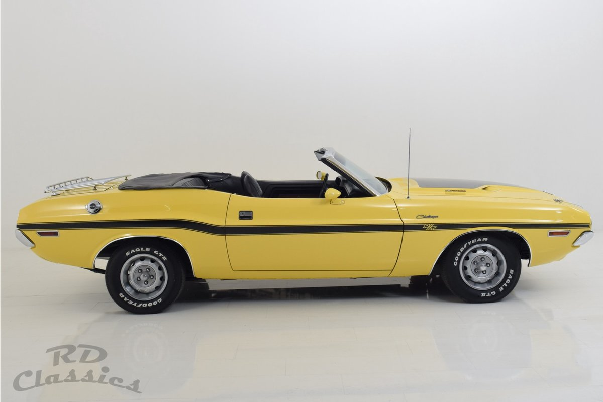 1970 Dodge Challenger Convertible For Sale (picture 6 of 12)