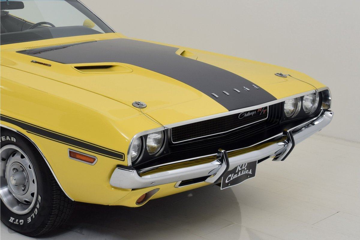 1970 Dodge Challenger Convertible For Sale (picture 7 of 12)