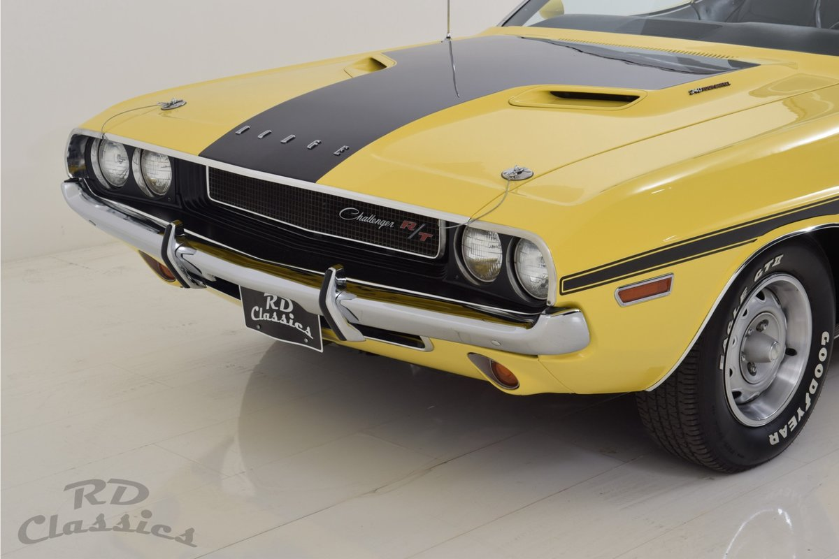 1970 Dodge Challenger Convertible For Sale (picture 8 of 12)