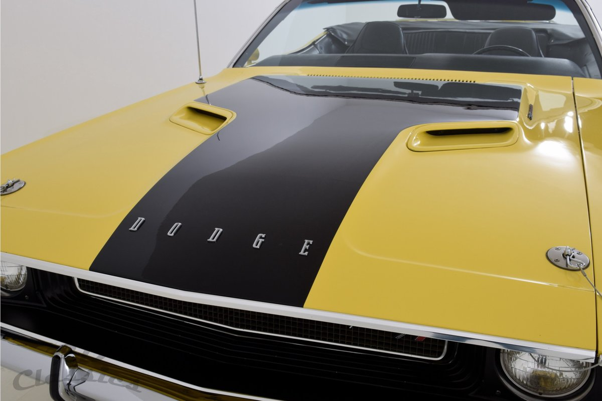 1970 Dodge Challenger Convertible For Sale (picture 9 of 12)
