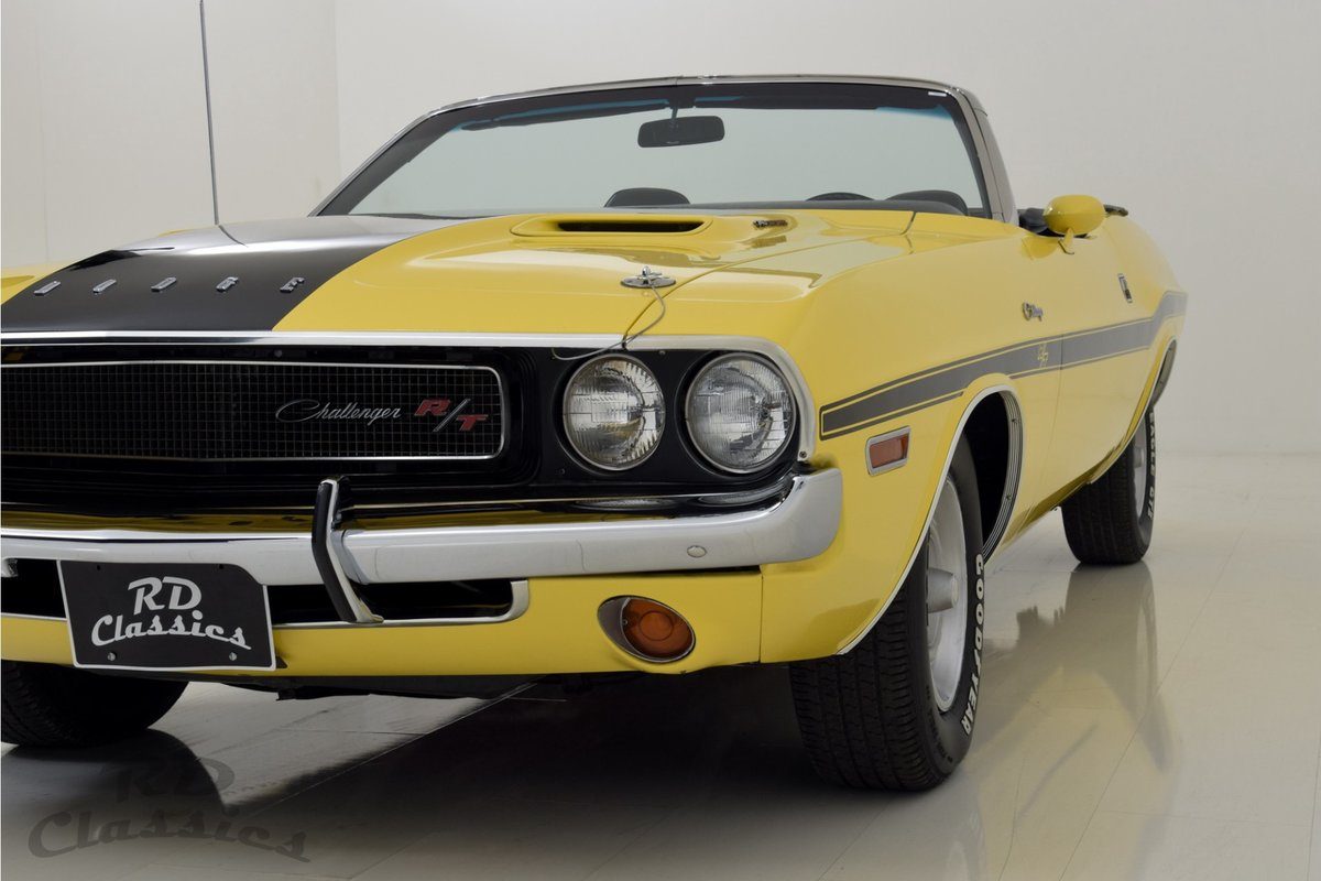 1970 Dodge Challenger Convertible For Sale (picture 11 of 12)