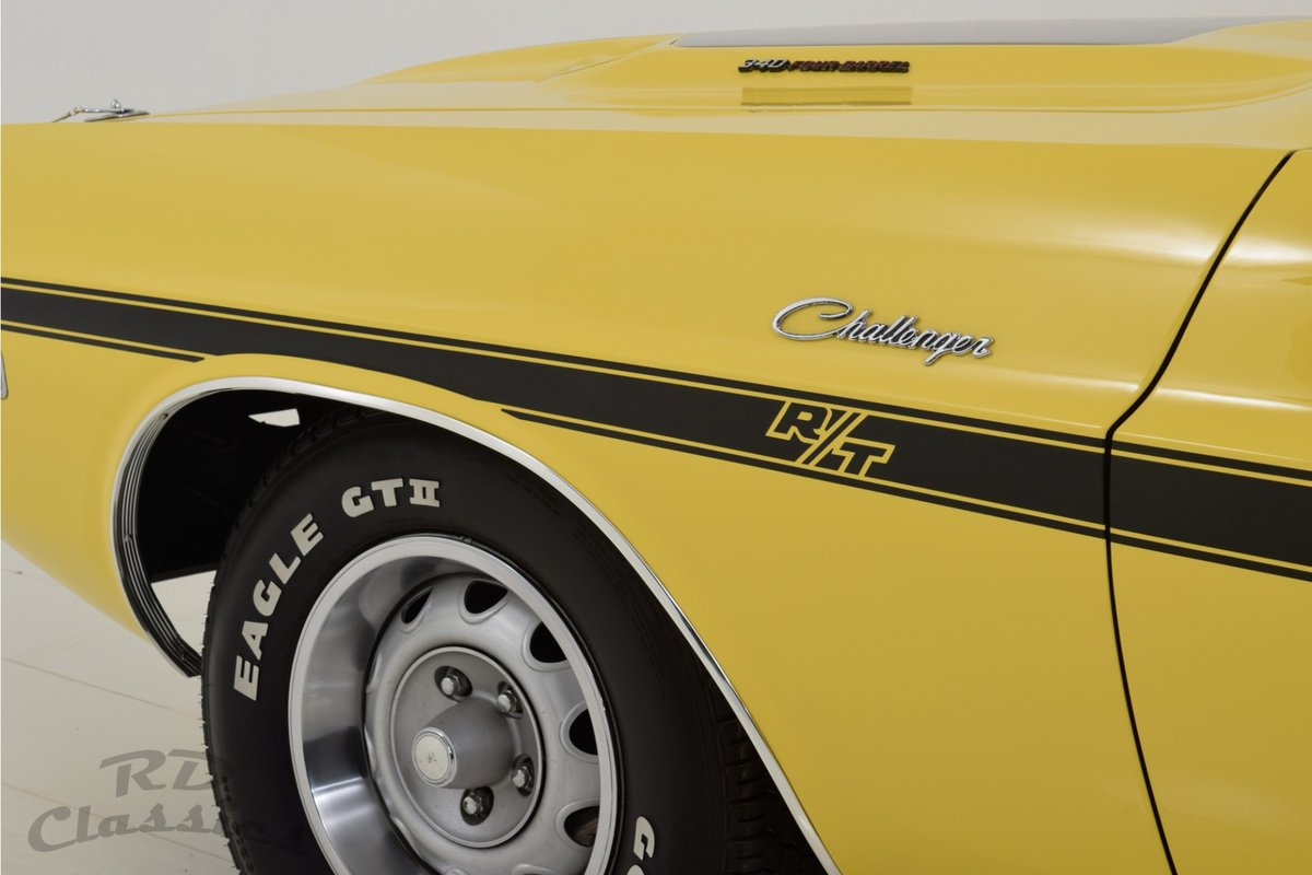 1970 Dodge Challenger Convertible For Sale (picture 12 of 12)