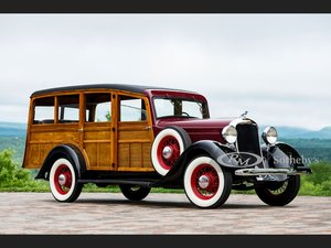 Picture of 1934 Dodge KCL Westchester Suburban by Cantrell For Sale by Auction