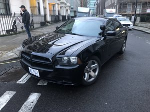 Dodge Charger Pursuit V8 Hemi