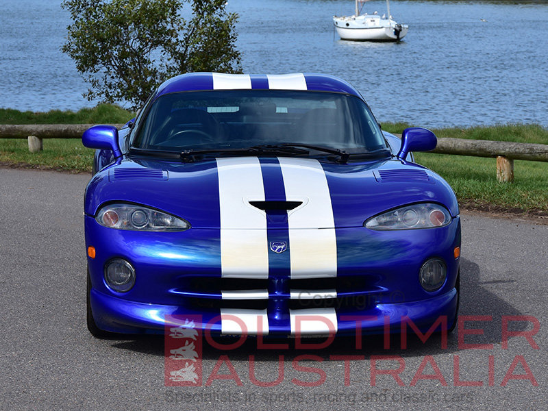1996 Dodge Viper GTS SOLD (picture 3 of 12)