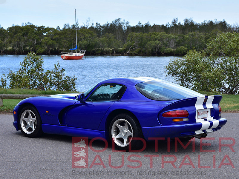 1996 Dodge Viper GTS SOLD (picture 5 of 12)