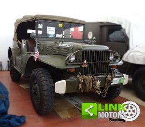 Picture of DODGE T 214 WC 57 ANNO 1943 For Sale