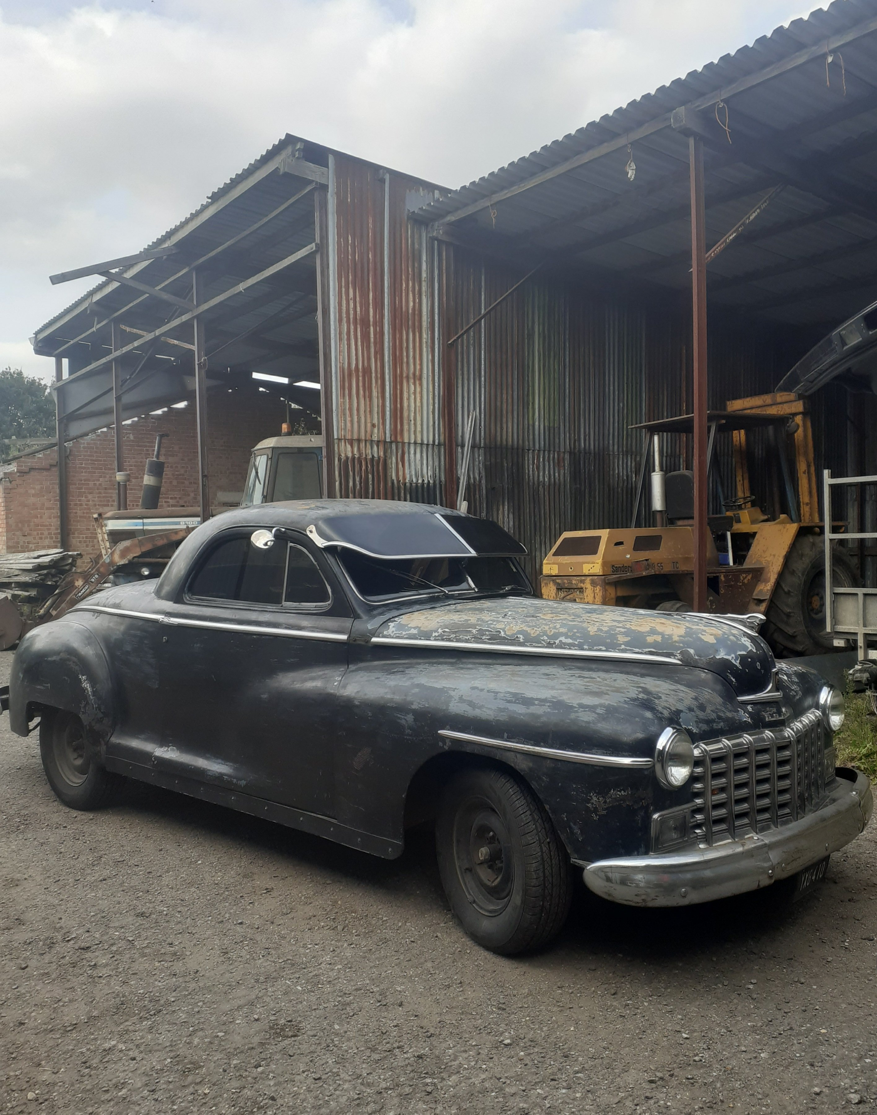 1947 Dodge business coupe For Sale (picture 1 of 3)