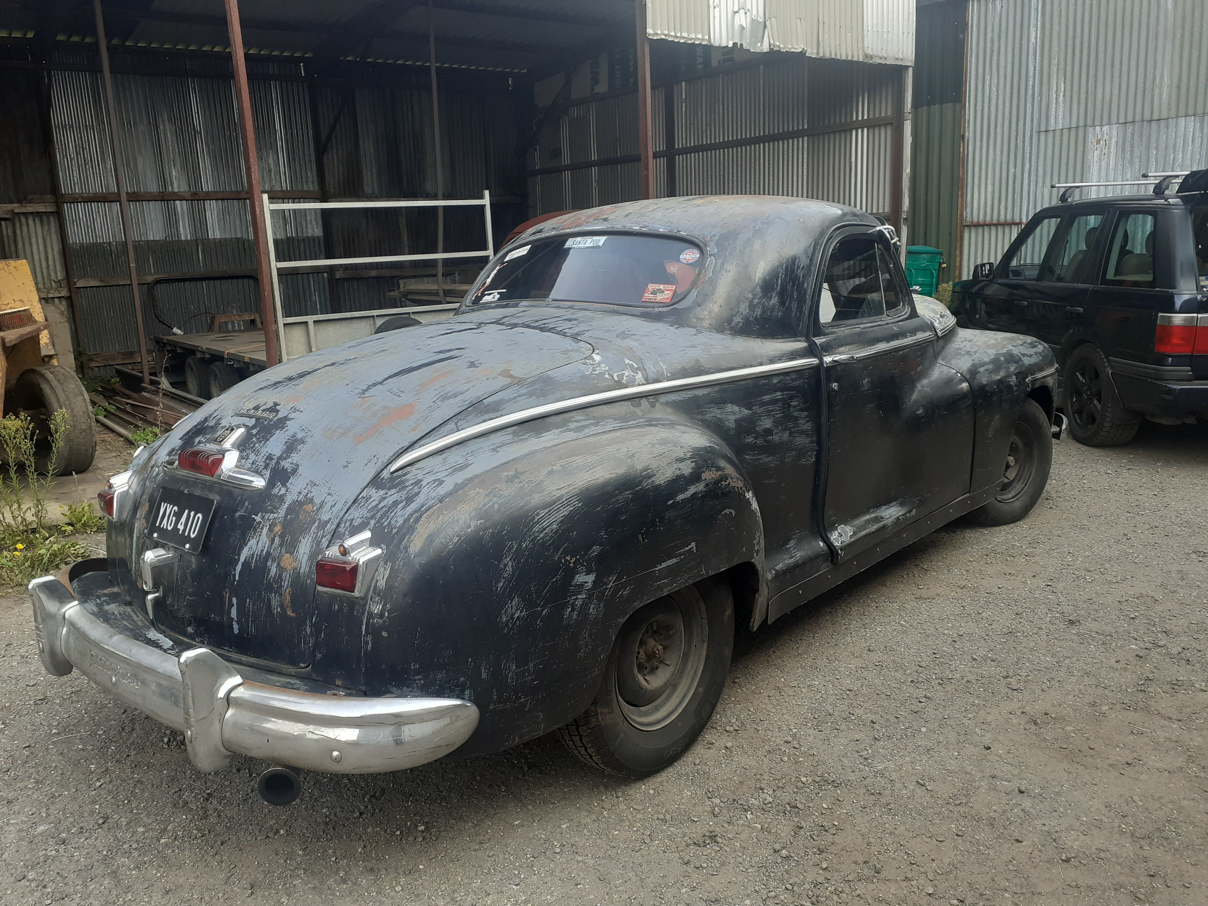 1947 Dodge business coupe For Sale (picture 2 of 3)
