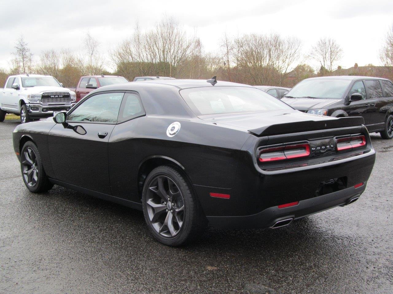 2020 Dodge Challenger SXT Plus RWD 8-Speed Automatic LHD For Sale (picture 2 of 12)