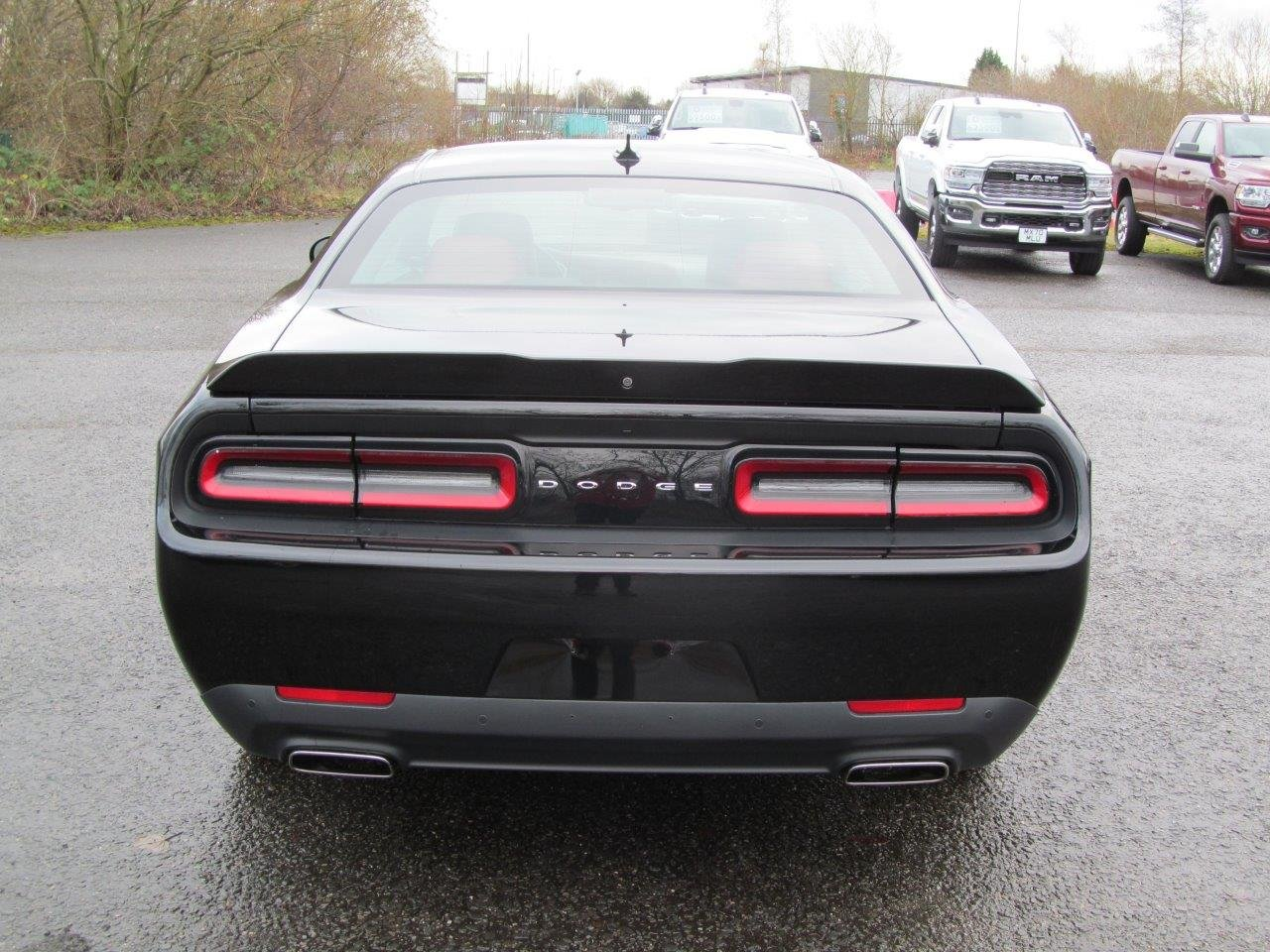 2020 Dodge Challenger SXT Plus RWD 8-Speed Automatic LHD For Sale (picture 4 of 12)