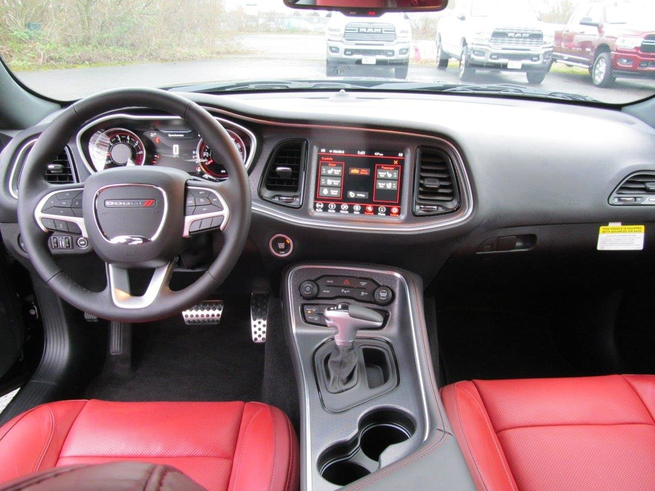 2020 Dodge Challenger SXT Plus RWD 8-Speed Automatic LHD For Sale (picture 7 of 12)