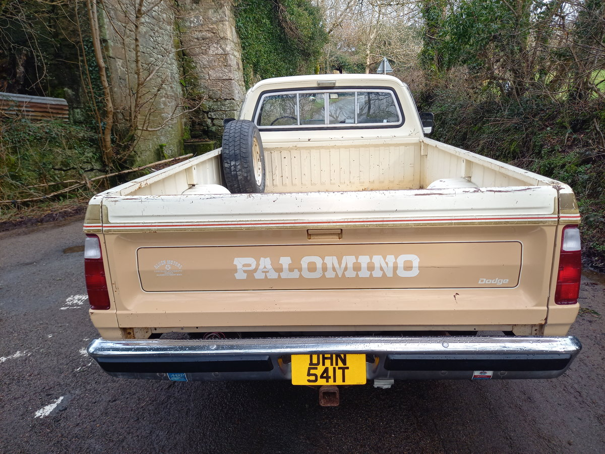 1979 Dodge 150 rare Palamino edition For Sale (picture 5 of 12)