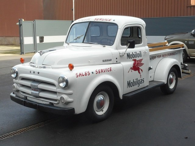DODGE PICK UP 1949 For Sale (picture 1 of 12)