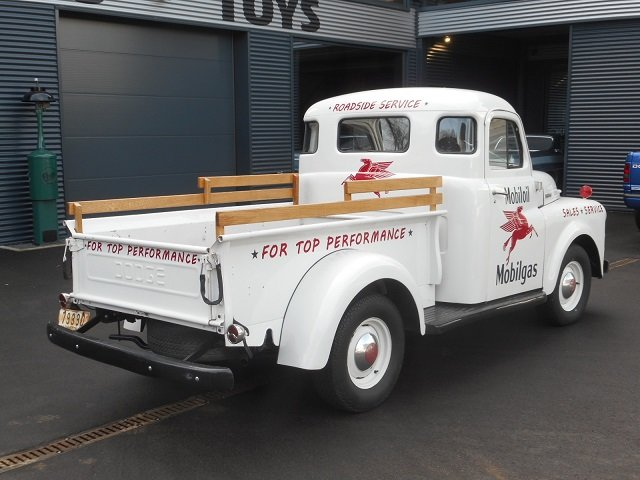 DODGE PICK UP 1949 For Sale (picture 3 of 12)