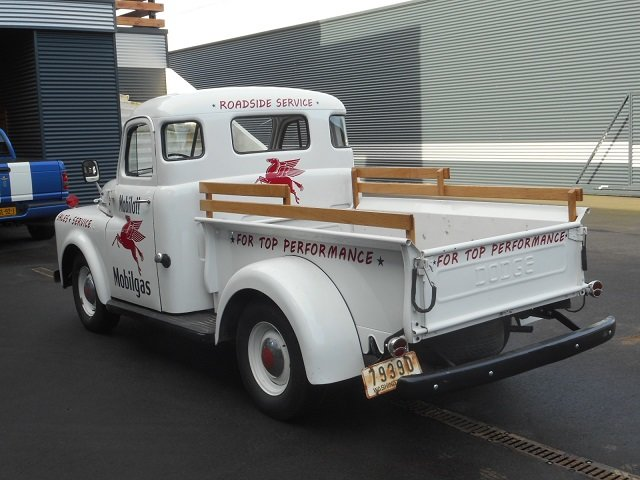 DODGE PICK UP 1949 For Sale (picture 4 of 12)