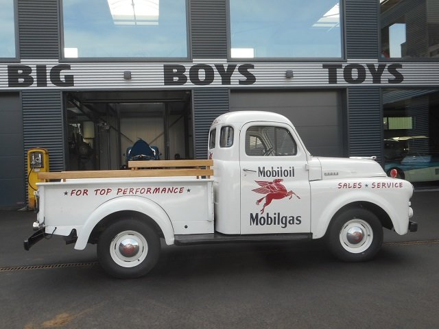 DODGE PICK UP 1949 For Sale (picture 8 of 12)