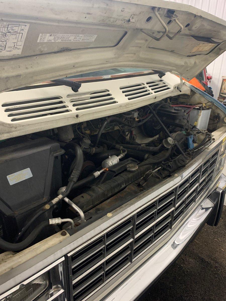 1984 Dodge Ram van B250 Prospector For Sale (picture 9 of 9)