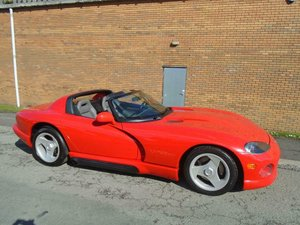 Picture of DODGE VIPER RT/10 6.0 V10 ROADSTER (1994) 17k! FRESH IMPORT! For Sale