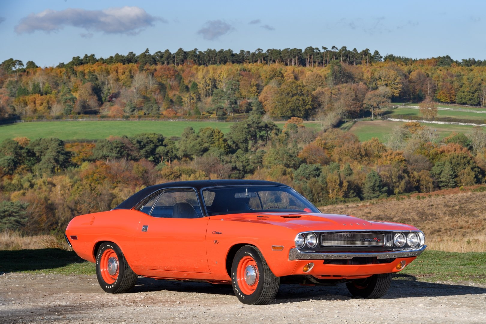 1970 Dodge Challenger RT 426 'HEMI' For Sale (picture 1 of 12)
