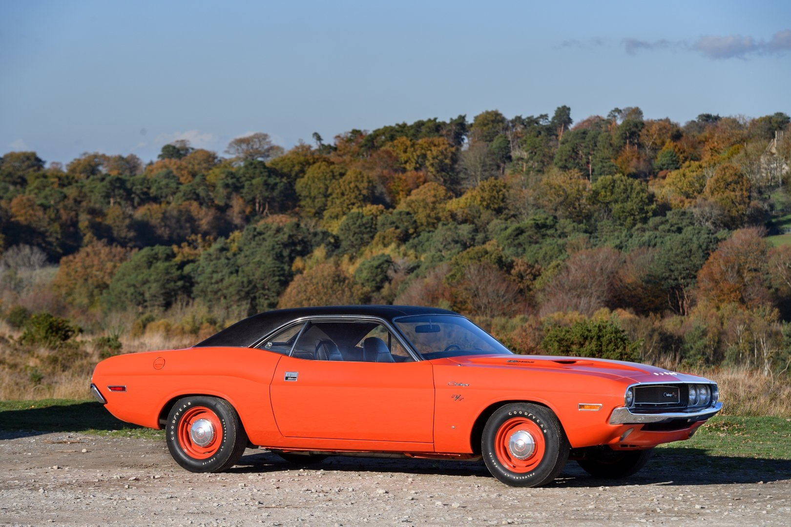 1970 Dodge Challenger RT 426 'HEMI' For Sale (picture 3 of 12)