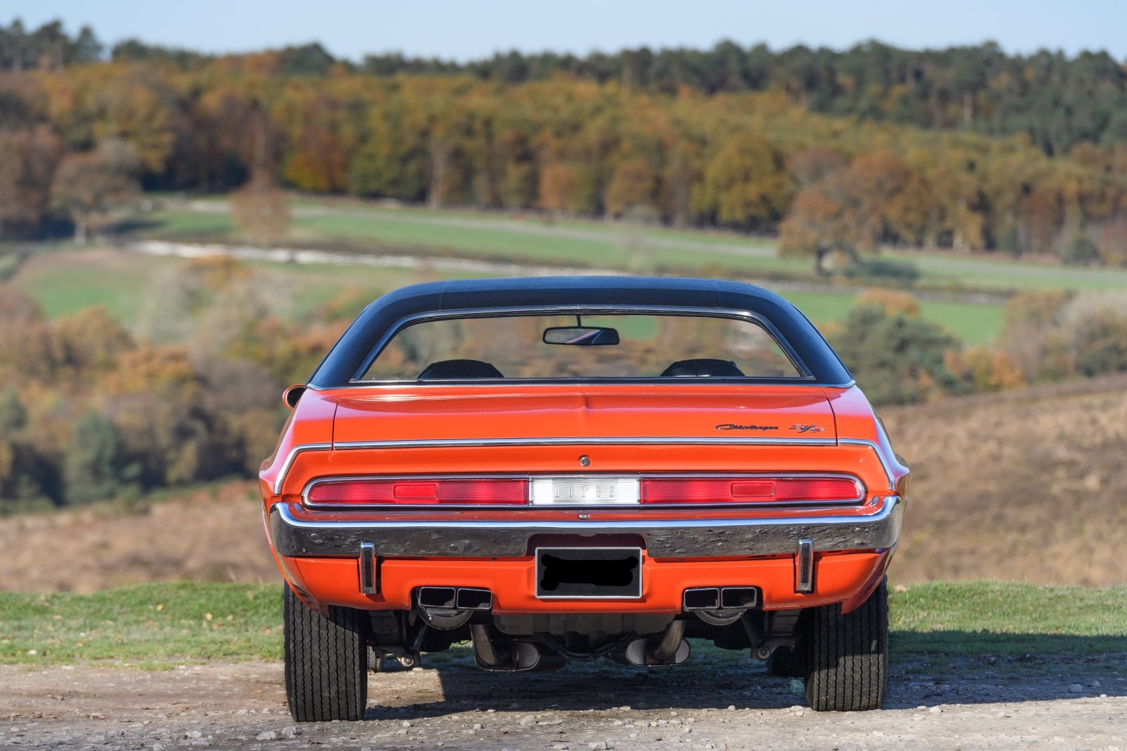 1970 Dodge Challenger RT 426 'HEMI' For Sale (picture 5 of 12)