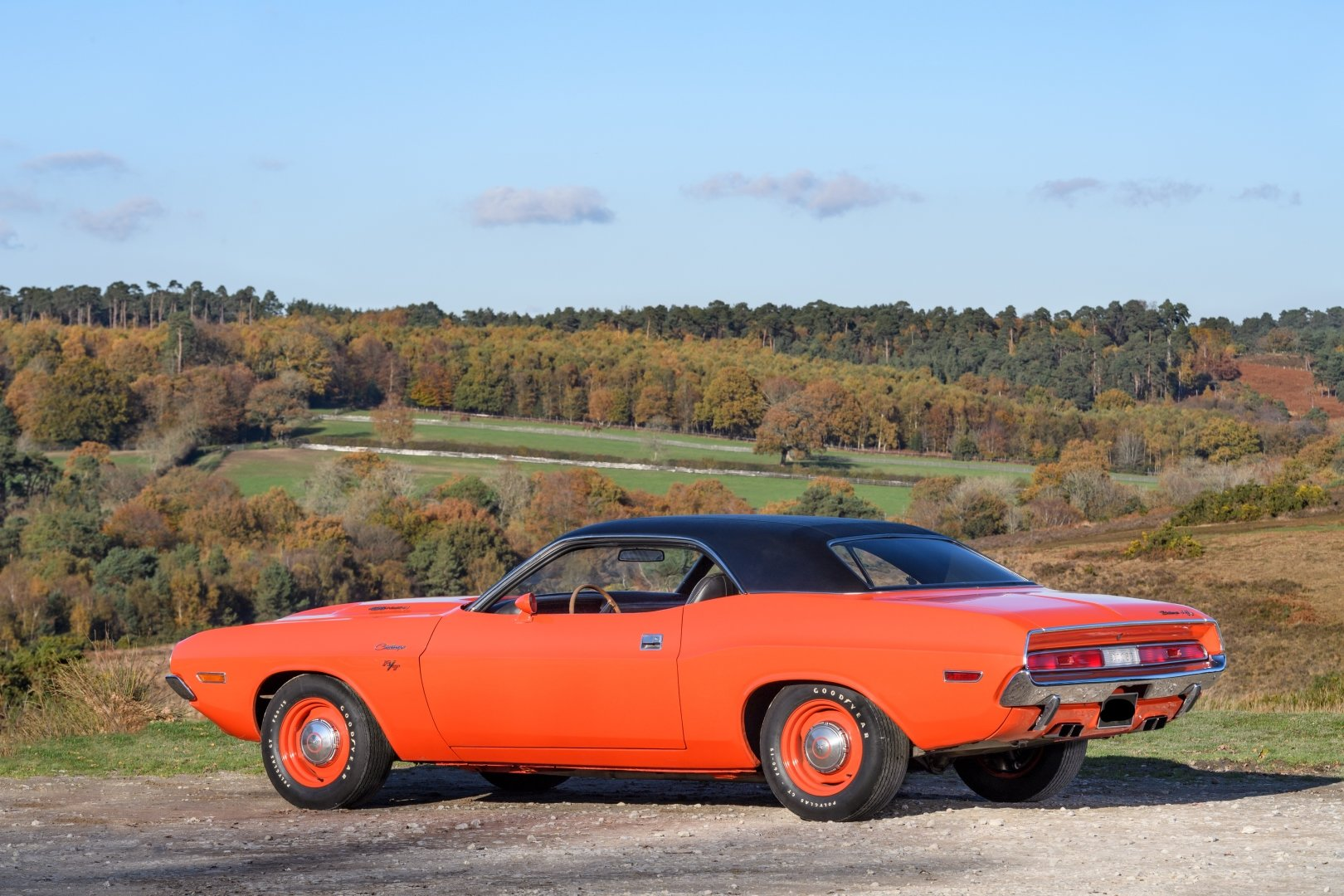 1970 Dodge Challenger RT 426 'HEMI' For Sale (picture 6 of 12)