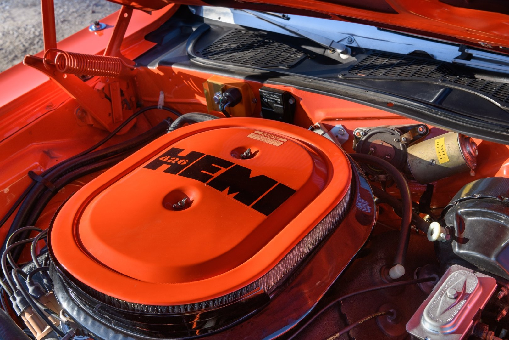 1970 Dodge Challenger RT 426 'HEMI' For Sale (picture 7 of 12)