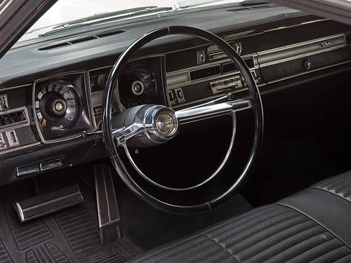1967 Dodge Polara Coupe For Sale (picture 5 of 6)