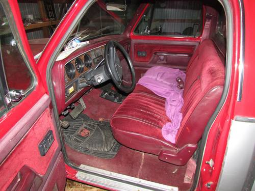 1989 Dodge Ram Pickup For Sale (picture 3 of 6)
