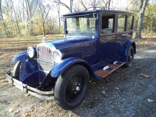 1925 Dodge Brothers 4DR Sedan For Sale (picture 1 of 1)