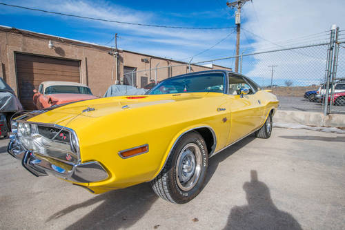 1970 Dodge Challenger RT/SE 2DR HT For Sale (picture 2 of 5)
