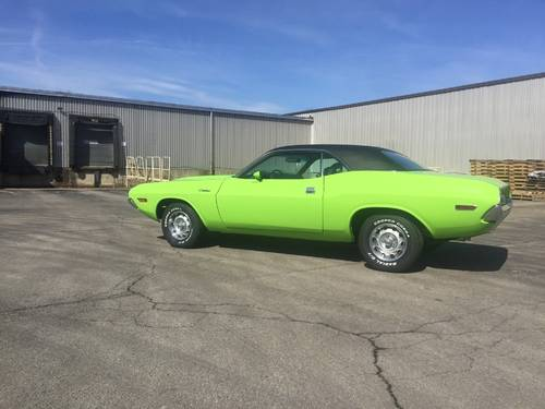1970 Dodge Challenger 2DR HT For Sale (picture 1 of 6)