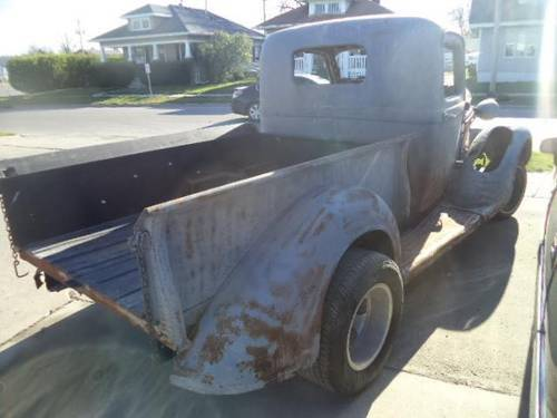 1937 Dodge Pickup * Project For Sale (picture 6 of 6)