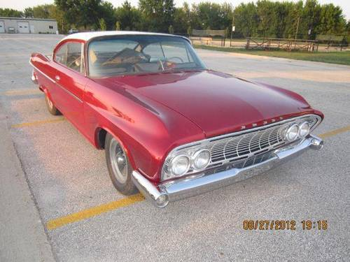1961 Dodge Dart Pioneer 2DR HT For Sale (picture 1 of 6)