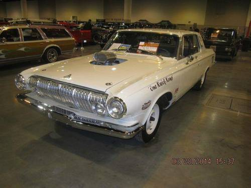1963 Dodge Polara 440 2-DR HT For Sale (picture 1 of 6)