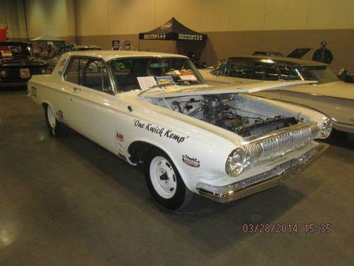 1963 Dodge Polara 440 2-DR HT For Sale (picture 2 of 6)