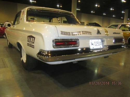 1963 Dodge Polara 440 2-DR HT For Sale (picture 3 of 6)