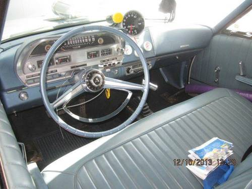 1963 Dodge Polara 440 2-DR HT For Sale (picture 4 of 6)