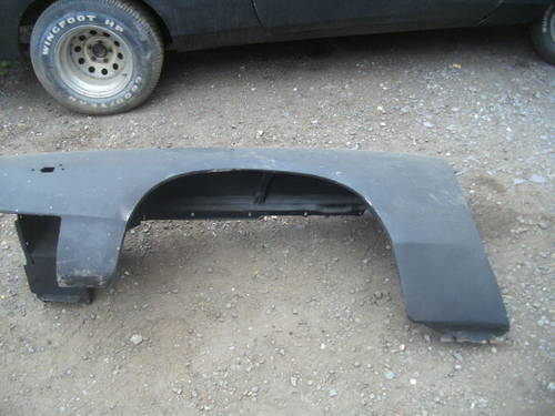 1972  CHARGER LEFT HAND FRONT FENDER    WING SOLD (picture 1 of 1)