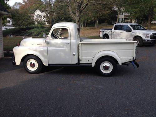 1948 Dodge B1B Pickup For Sale (picture 1 of 6)