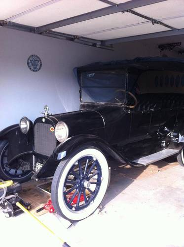 1918 Dodge Touring Car For Sale (picture 2 of 6)
