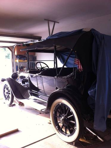 1918 Dodge Touring Car For Sale (picture 3 of 6)