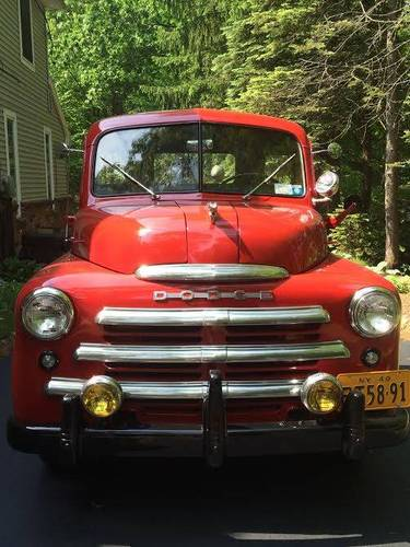 1949 Dodge B1B Tow Truck For Sale (picture 2 of 6)